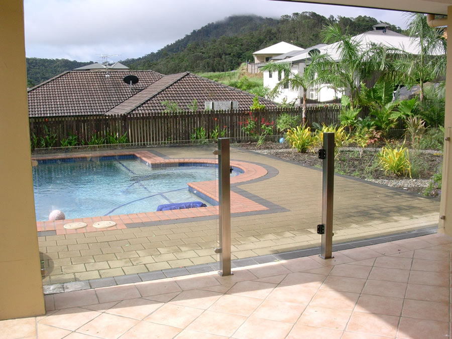 Balustrading Pool