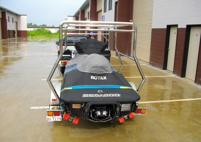 Stainless Steel Jetski Trailer